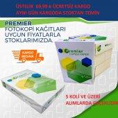 Premier Copy A4 Fotokopi Kağıdı 80gr 5x500 2500adet (5 Koli)