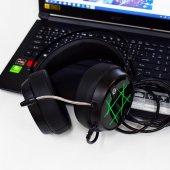 HP H160G Yüksek Performans Işıklı Gaming Kulaklık-5