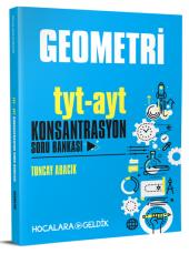 TYT AYT Geometri Konsantrasyon SB - Tonguç Akademi