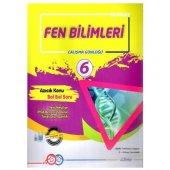 6.Sınıf Çalışma Günlüğü Fen Bilimleri - Berkay Yayınları