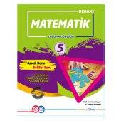 5.Sınıf Çalışma Günlüğü Matematik - Berkay Yayınları