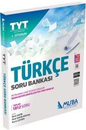 Muba Tyt 1. Oturum Türkçe Soru Bankası - Muba Yayınları