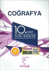 10. Sınıf Coğrafya Soru Bankası - Karekök Yayınları