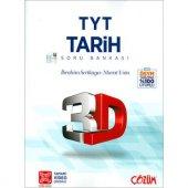Tyt 3D Tarih Soru Bankası - Çözüm Yayınları
