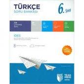 İdes 6. Sınıf Türkçe Soru Bankası - İdes Yayınları