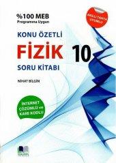 Nihat Bilgin10.Sınıf Fizik Soru Bankası - Nihat Bilgin Yayınları
