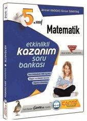Çanta Yayınları 5.Sınıf Matematik Soru Bankası  - Çanta Yayınları