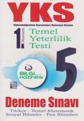 Yks 1.Oturum Tyt 5Li Deneme Sınavı - Bilgi Hazinesi Yayınları