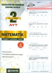 ALTIN SERİ AYT MATEMATİK YAPRAK TEST - Özdebir Yayınları