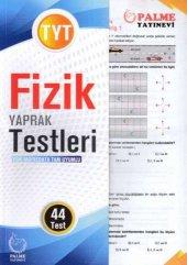 Palme Yaprak Test YKS TYT Fizik 2019 - Palme Yayınları