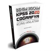 2020 KPSS Coğrafya Konu Anlatımı - Benim Hocam Yayınları