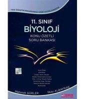 11.Sınıf Biyoloji Konu Özetli Soru Bankası - Esen Yayınları