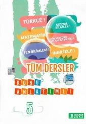 5.Sınıf Konu Anlatım Tüm Dersler 2019 - İşleyen Zeka Yayınları