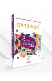 Karekök 8.Sınıf Lgs Fen Bilimleri Soru Bankası - Karekök Yayınları