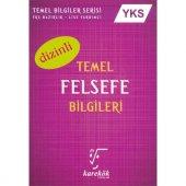 Karekök Yks 1. Ve 2.Oturum Tyt/Ayt Temel Felsefe B - Karekök Yayınları