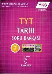 Tyt Tarih Soru Bankası - Karekök Yayınları