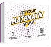 AYT Cep Test Matematik Kolay - Karekök Yayınları