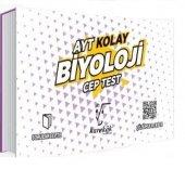 AYT Cep Test Biyoloji Kolay - Karekök Yayınları