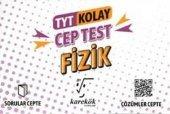 Tyt Cep Test Fizik Kolay Karekök Yayınları