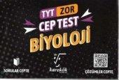 TYT Cep Test Biyoloji Zor - Karekök Yayınları