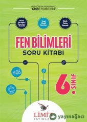 6.Sınıf Fen BilimleriSoru Bankası - Limit Yayınları