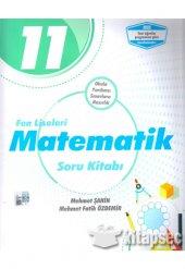 Palme 11.Sınıf Fen Liseleri Matematik Soru Bankası - Palme Yayınları