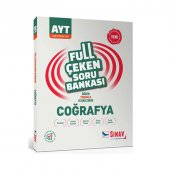 AYT Coğrafya Soru Bankası - Sınav Yayınları