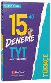 Tyt Türkçe Denemesi Fen Cebir Yayınları