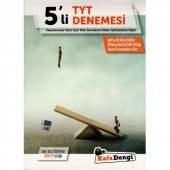 TYT 5 li Deneme  - Kafa Dengi Yayınları