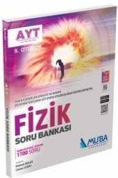 YKS AYT Fizik Soru Bankası Muba Yayınları - Muba Yayınları