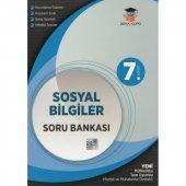 7. Sınıf Sosyal Bilgiler Soru Bankası - Zeka Küpü Yayınları