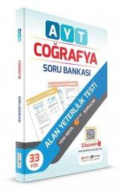 AYT Coğrafya Soru Bankası - Farklı Sistem Yayınları