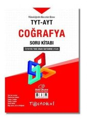 TYT AYT Coğrafya Soru Kitabı - Test Okul Yayınları