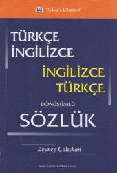 Tk Yayın Türkçe İngilizce Sözlük - Türkmen Kitabevi