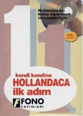 Kendi Kendine Hollandaca İlk Adım (Cd Ekli) - Fono Yayınevi