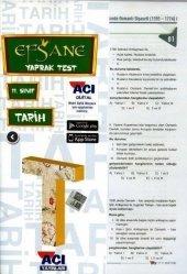 11. Sınıf İnk Tarihi Çek Kopar Yaprak Test - Açı Yayınları