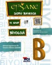 10. Sınıf Efsane Biyoloji Soru Bankası - Açı Yayınları