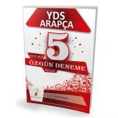 Yds Arapça Özgün 5 Çözümlü Deneme - Pelikan Yayınları