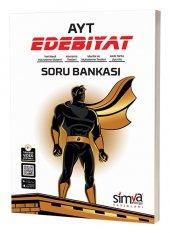 AYT Edebiyat Soru Bankası Tamamı Video Çözümlü - Simya Yayınları