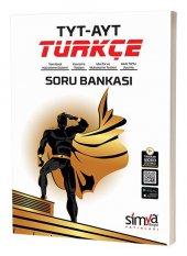 TYT AYT Türkçe Soru Bankası Tamamı Video Çözümlü - Simya Yayınları