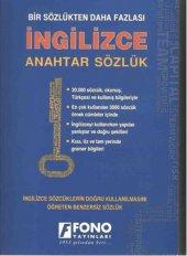 İngilizce Anahtar Sözlük - Fono Yayınevi
