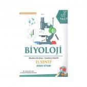 Yazıt 11.Sınıf Biyoloji Konu Kitabı 2019 - Yazıt Yayınları
