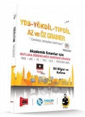 YDS Yökdil Tıpdil Altın Seri Az Ve Öz Gramer - Yargı Yayınları