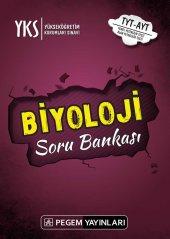 Yks Biyoloji Soru Bankası 2019 Tyt Ayt - Pegem Yayınları
