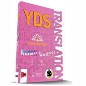 Yds Orta Seviye Renkli Çeviri - Yargı Yayınları