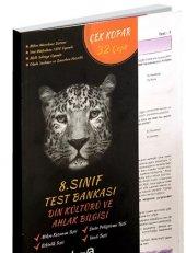 8.Sınıf Din Kültürü Yaprak Test - Simya Yayınları