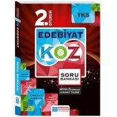 Evrensel Yks 2.Oturum Koz Edebiyat Soru Bankası - Evrensel Basım Yayınları