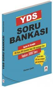 Delta Yds İngilizce Soru Bankası - Delta Kültür Yayınları