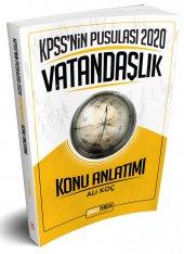 Doğru Tercih 2020 KPSSNİN Pusulası Anayasa Konu An - Doğru Tercih Yayınları