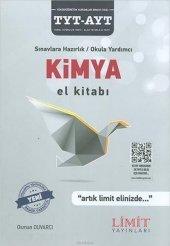 TYT AYT Kimya El Kitabı - Limit Yayınları